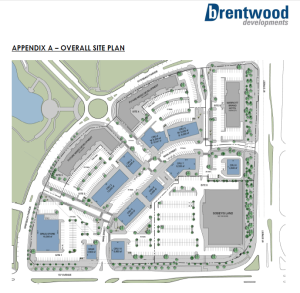 Griesbach Square Site Plan